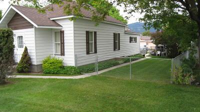 Stevensville Single Family Home For Sale: 505 Main Street