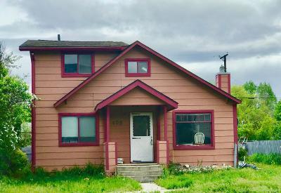 Stevensville Single Family Home For Sale: 408 College Street