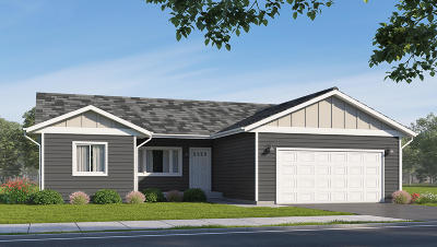 Kalispell Single Family Home For Sale: Lot 4 Helena Crossing