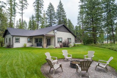 Kalispell Single Family Home For Sale: 525 Soaring Pines Trail