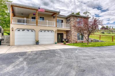 Stevensville Single Family Home For Sale: 373 Moiese Lane