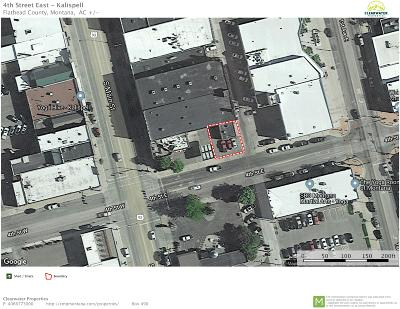 Flathead County Commercial For Sale: 4th Street East