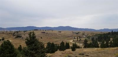 Butte Residential Lots & Land For Sale: Tract H Beef Trail Road