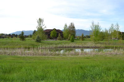 Whitefish Residential Lots & Land For Sale: 4080 Red Eagle Drive