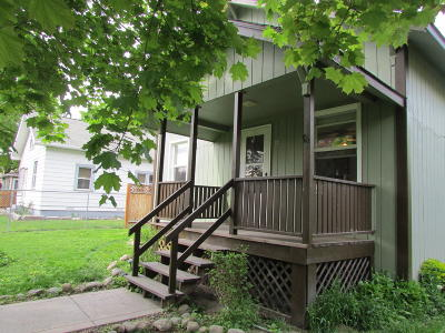 Kalispell MT Single Family Home For Sale: $205,000