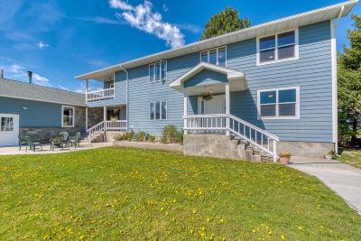 Hamilton Single Family Home For Sale: 977 South Shoshone Loop