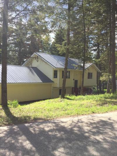 Whitefish Single Family Home For Sale: 348 Elk Trail