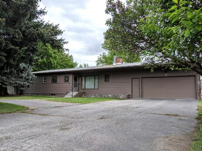 Flathead County Single Family Home For Sale: 1517 South Woodland Drive