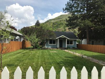 Single Family Home For Sale: 1232 Vine Street