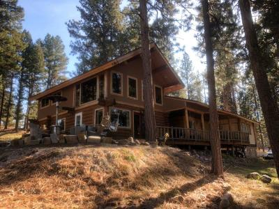 Seeley Lake Single Family Home For Sale: 270 Elbow Lake Loop