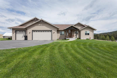 Flathead County Single Family Home For Sale: 130 Ashley Hills Drive