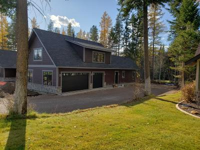 Flathead County Single Family Home For Sale: 164 Oakmont Loop