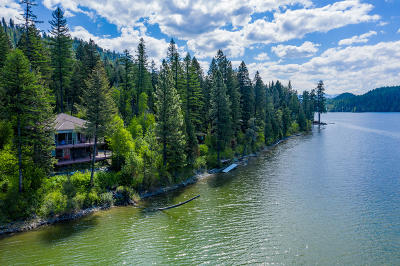 Lake County Single Family Home For Sale: 18195 Hwy 83