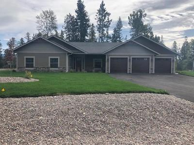 Flathead County Single Family Home For Sale: 405 Soaring Pines Trail