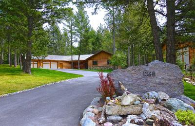 Flathead County Single Family Home For Sale: 1048 Shawnee Trail