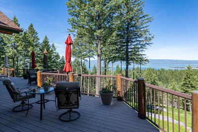 Flathead County Single Family Home For Sale: 687 Pommel Drive