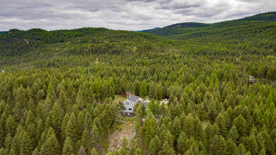 Whitefish Single Family Home For Sale: 175 Cliff Creek Road