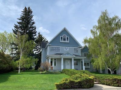 Helena Single Family Home For Sale: 1727 Jerome Place
