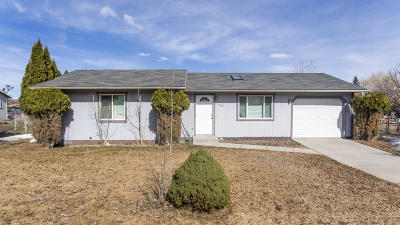 Lolo Single Family Home Under Contract Taking Back-Up : 13037 Kimwood Drive