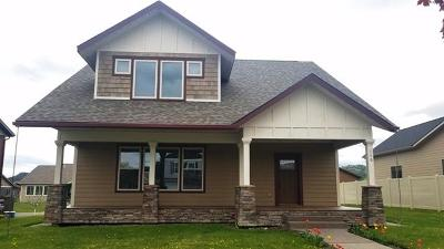 Flathead County Single Family Home For Sale: 150 Battle Ridge Drive