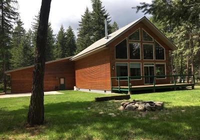 Lincoln County Single Family Home For Sale: 244 North Kootenai Drive