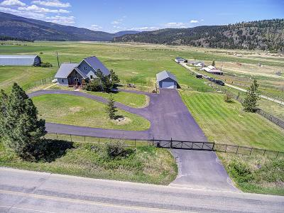 Flathead County Single Family Home For Sale: 260-270 Browns Meadow Road