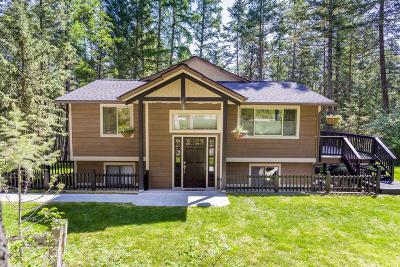 Flathead County Single Family Home For Sale