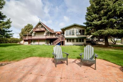 Great Falls Single Family Home For Sale: 141 Woodland Estates Road
