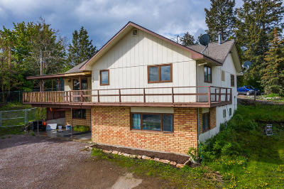 Kalispell Single Family Home For Sale: 1310 4th Avenue West