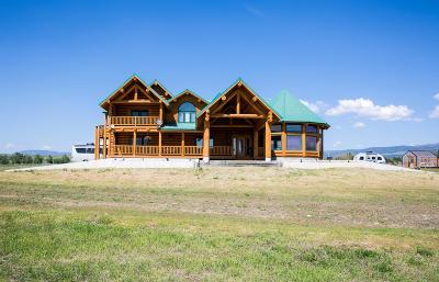 Stevensville Single Family Home For Sale: 600 Timber Rose Terrace