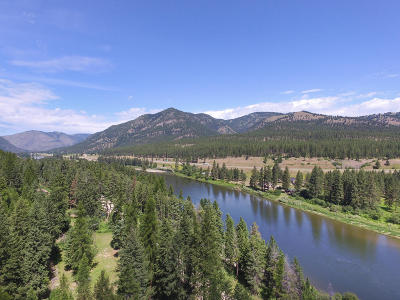 Missoula County Residential Lots & Land For Sale: 29805 Southside Road