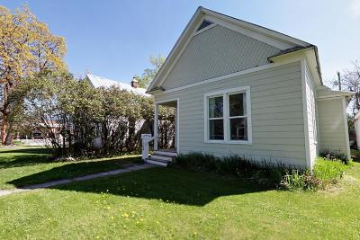 Whitefish Single Family Home Under Contract Taking Back-Up : 309 Lupfer Avenue