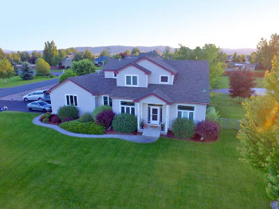 Kalispell Single Family Home Under Contract Taking Back-Up : 117 East Bowman Drive