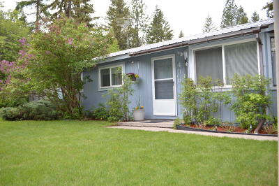 Columbia Falls Single Family Home For Sale: 436 Kokanee Bend Drive