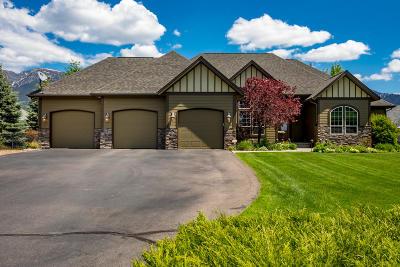 Kalispell Single Family Home For Sale: 1233 Quail Ridge Drive