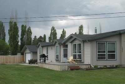 Kalispell Single Family Home Under Contract Taking Back-Up : 1680 8th Avenue East