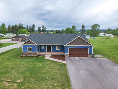 Flathead County Single Family Home Under Contract with Bump Claus: 592 Rosewood Acres Drive