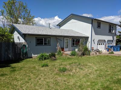 Single Family Home Under Contract Taking Back-Up : 9080 Sharptail