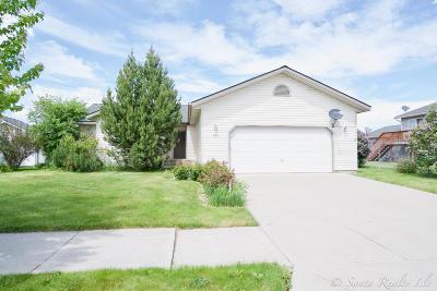 Kalispell Single Family Home Under Contract Taking Back-Up : 103 Santa Fe Street