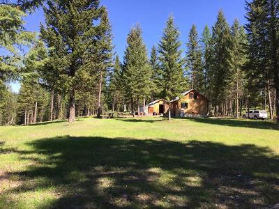 Lincoln County Single Family Home For Sale: 1218 Loon Lake Road West