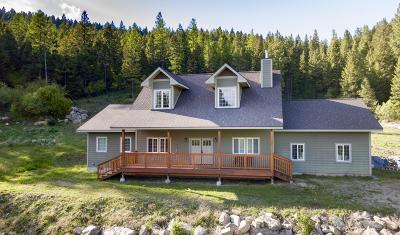 Flathead County Single Family Home For Sale: 2130 Ashley Lake Road