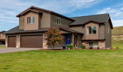 Kalispell Single Family Home For Sale: 1029 Monks Cove