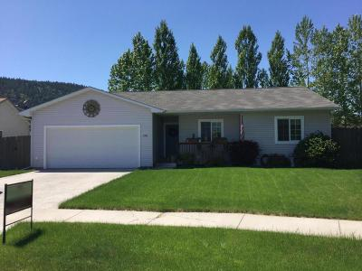 Flathead County Single Family Home Under Contract Taking Back-Up : 2216 Pintail Court
