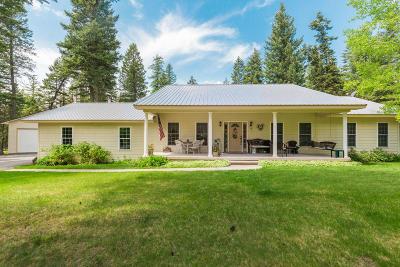 Kalispell Single Family Home For Sale: 550 Papa Lane