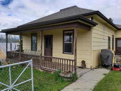 Single Family Home For Sale: 111 West Granite Street
