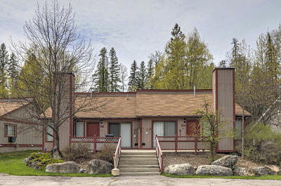 Whitefish Single Family Home For Sale: 988 Colorado Avenue