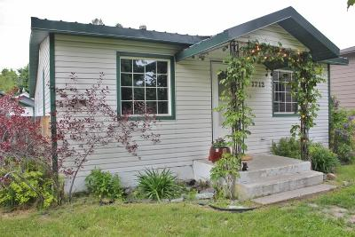 Missoula MT Single Family Home For Sale: $210,000
