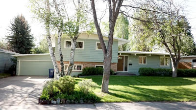 Single Family Home Under Contract Taking Back-Up : 619 Alice Drive