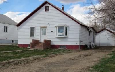 Fallon County, Roosevelt County, Wibaux County Single Family Home For Sale: 424 Garfield Street