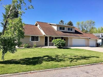 Kalispell Single Family Home For Sale: 408 Hilltop Avenue